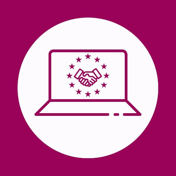 Λογότυπο για την online διαμεσολάβηση